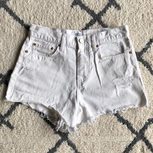 Urban Outfitters High Waisted Jean Shorts
